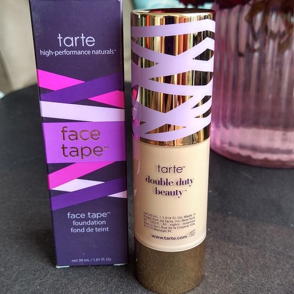 Tarte Face Tape foundation Lt .Beige New!💋